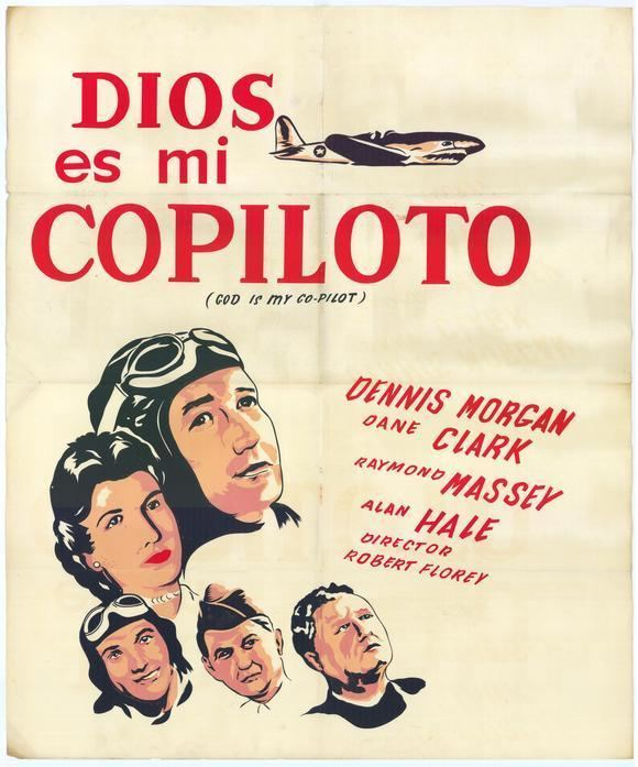 God Is My Co-Pilot (film) God Is My CoPilot Movie Posters From Movie Poster Shop