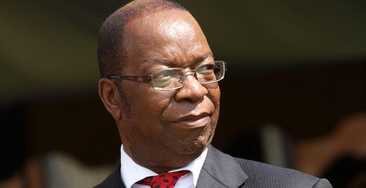 Godfrey Chidyausiku Race to succeed Chidyausiku on The Zimbabwe Independent
