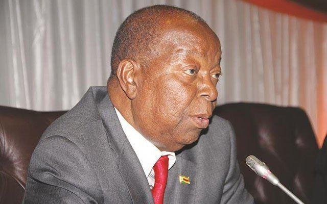 Godfrey Chidyausiku Former Chief Justice Chidyausikus deathThe Full story