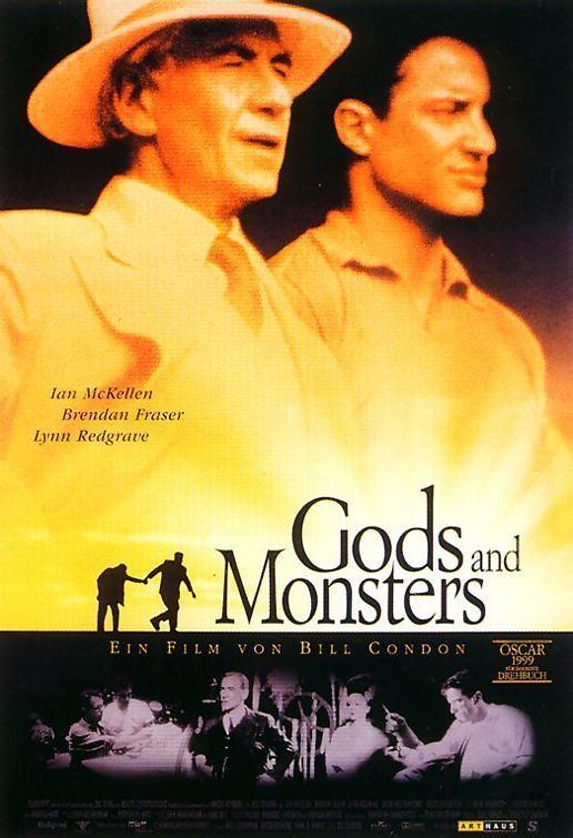 Gods and Monsters (film) Gods and Monsters Movie Poster 2 of 2 IMP Awards
