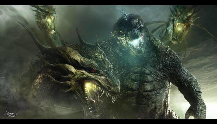Godzilla Godzilla 2 King of the Monsters March 22nd 2019 A Film by
