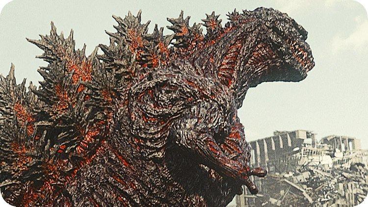Godzilla GODZILLA RESURGENCE US Trailer 2016 Shin Godzilla YouTube