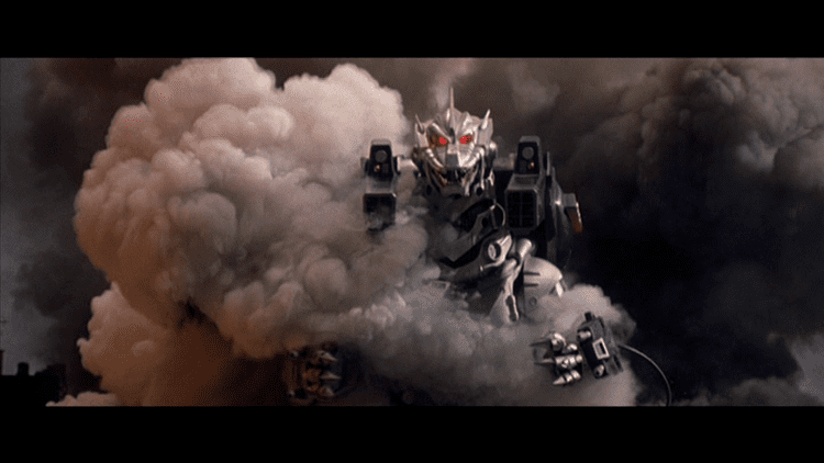 Godzilla Against Mechagodzilla Disaster Year 20XX Godzilla Against Mechagodzilla