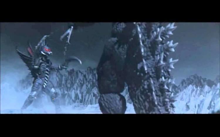 Godzilla: Final Wars Godzilla vs Gigan FINAL WARS YouTube
