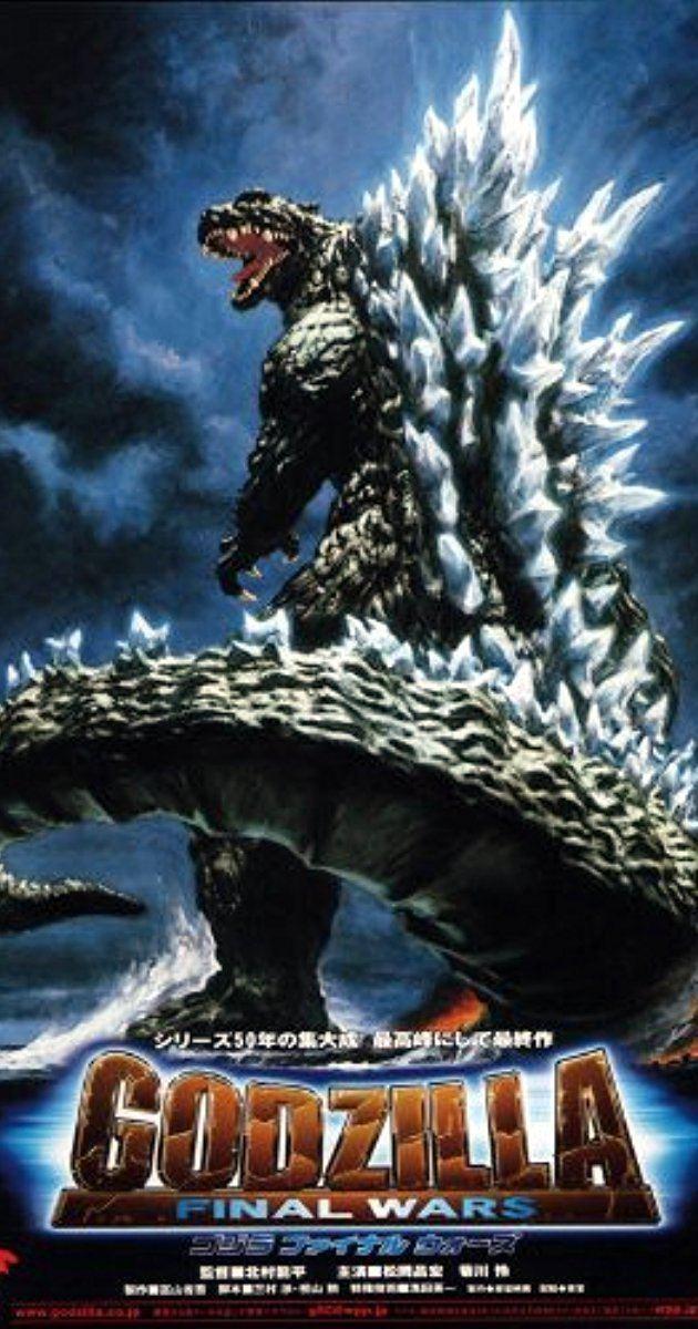 Godzilla: Final Wars Gojira Fainaru uzu 2004 IMDb