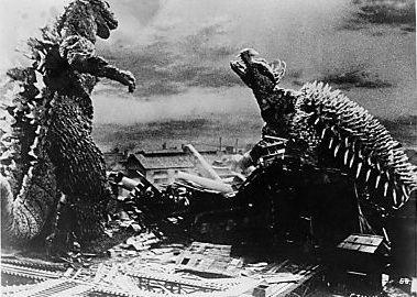Godzilla Raids Again Godzilla Raids Again aka Gigantis the Fire Monster Camel City