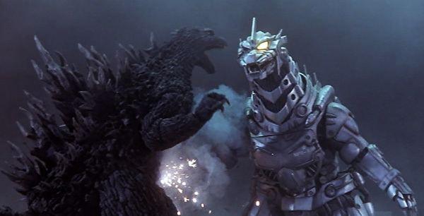Godzilla: Tokyo S.O.S. Godzilla Tokyo SOS 2003 Review BasementRejects