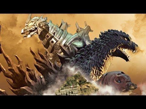 Godzilla: Tokyo S.O.S. Monster Movie Reviews Godzilla Tokyo SOS 2003 YouTube