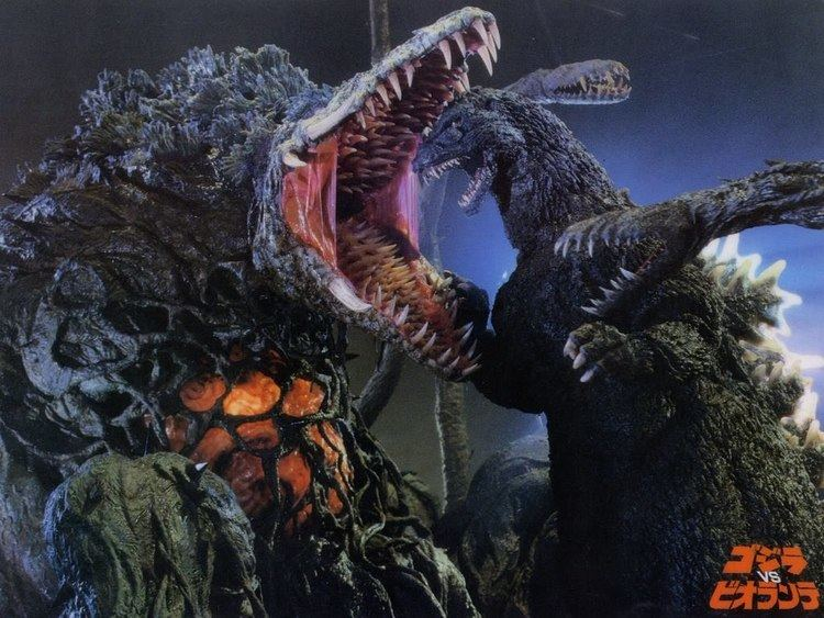 Godzilla vs. Biollante Monster Movie Reviews Godzilla vs Biollante 1989 YouTube