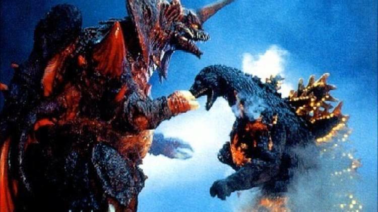 Godzilla vs. Destoroyah Godzilla vs Destoroyah 1995 Requiem Godzillas Death Akira