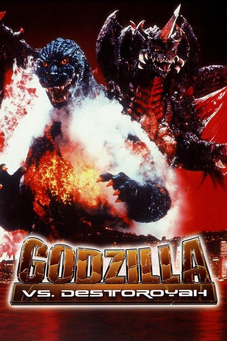 Godzilla vs. Destoroyah wwwgstaticcomtvthumbmovieposters21718p21718