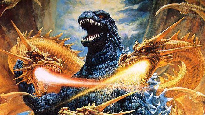 Godzilla vs. King Ghidorah Controversy and Godzilla in Godzilla vs King Ghidorah 1991