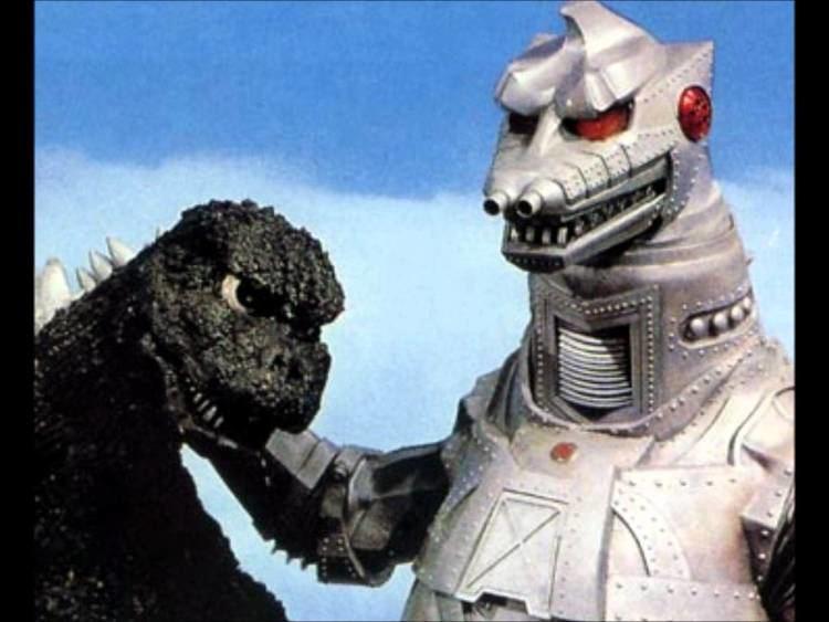 Godzilla vs. Mechagodzilla Godzilla vs Mechagodzilla 1974 Main Title Masaru Sato YouTube