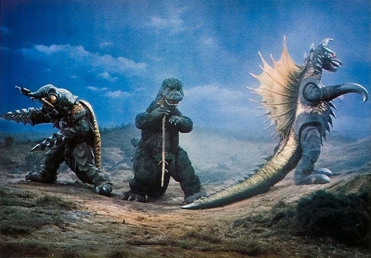 Godzilla vs. Megalon Godzilla vs Megalon 1973