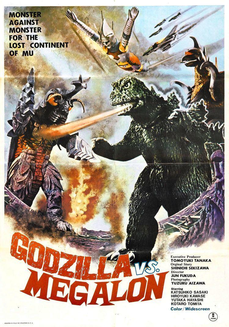 Godzilla vs. Megalon Crunchyroll Adds Kite and Godzilla vs Megalon to its Rosters