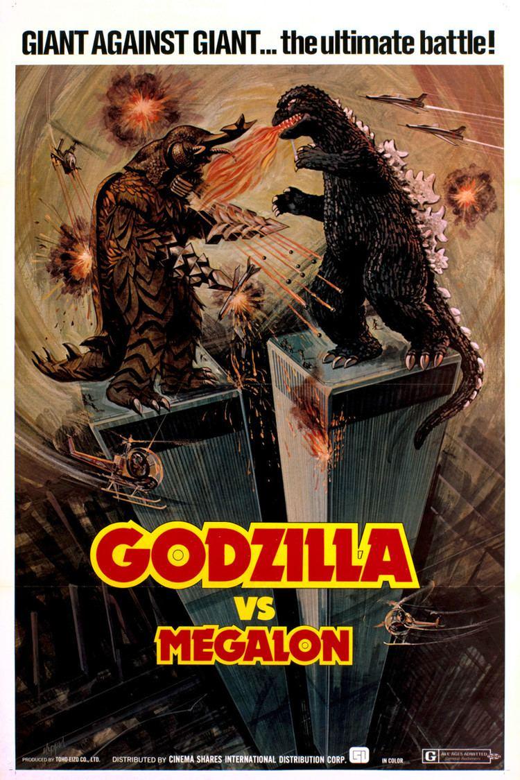 Godzilla vs. Megalon wwwgstaticcomtvthumbmovieposters4217p4217p