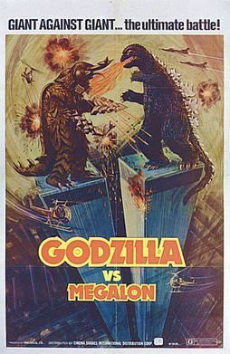 Godzilla vs. Megalon Godzilla vs Megalon Wikipedia