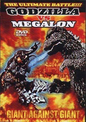 Godzilla vs. Megalon Digital Monster Island Godzilla vs Megalon Alpha Video DVD Review