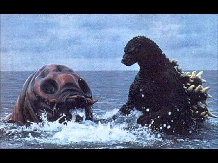 Godzilla vs. Mothra Godzilla vs Mothra 1992 Ending Akira Ifukube YouTube