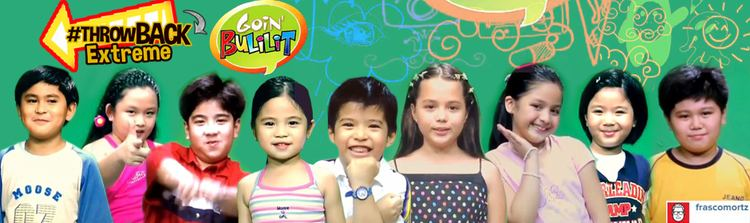 Goin' Bulilit Throwback Extreme The 39Goin Bulilit39 alumni audition tapes
