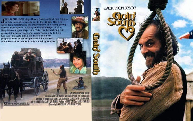 Goin' South COVERSBOXSK Goin South 1978 high quality DVD Blueray Movie