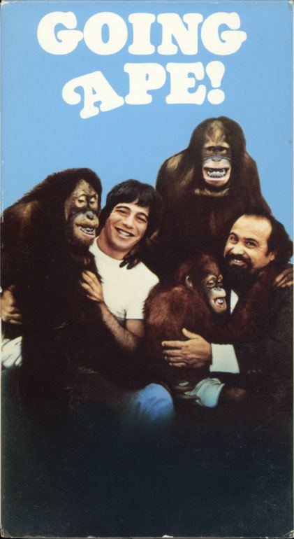Going Ape! Going Ape VHS Island