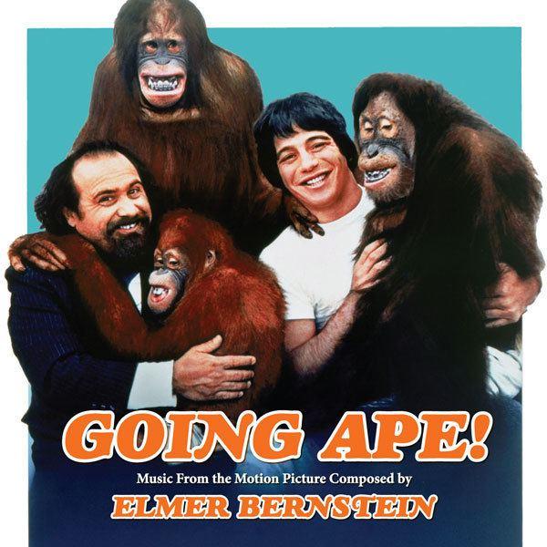 Going Ape! GOING APE