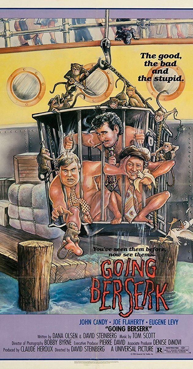 Going Berserk Going Berserk 1983 IMDb