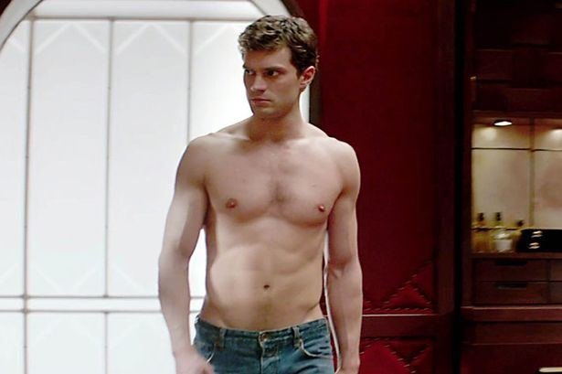 Going! Going! Gosh! movie scenes Jamie Dornan admits he s not very good in auditions which explains why he wasn t