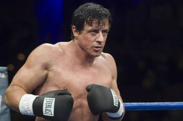 Going! Going! Gosh! movie scenes Sylvester Stallone Rocky Balboa Rocky Balboa Going the distance in the sixth film