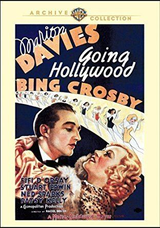 Going Hollywood Amazoncom Going Hollywood Davies Crosby Erwin Sparks Kelly