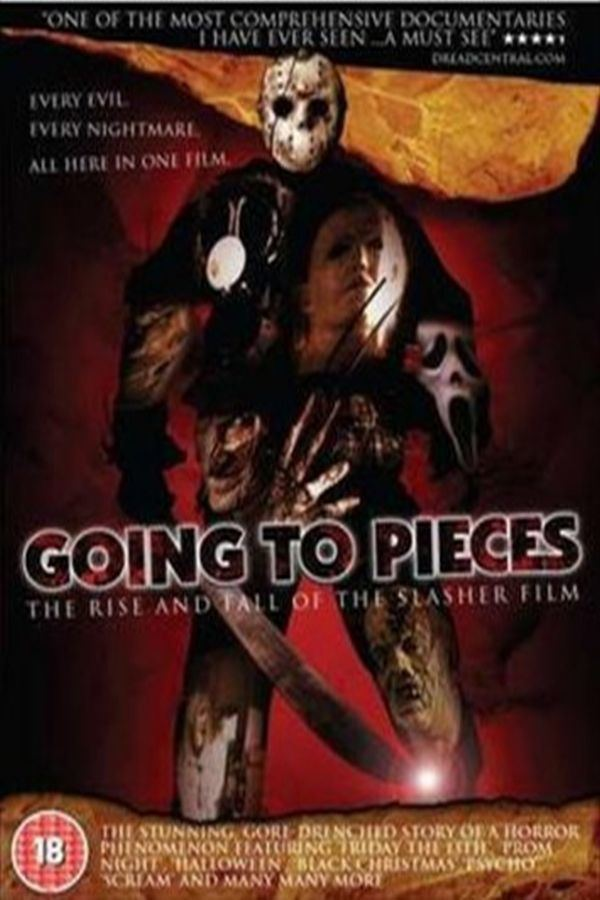 Going to Pieces: The Rise and Fall of the Slasher Film Going to Pieces The Rise and Fall of the Slasher Film 2006