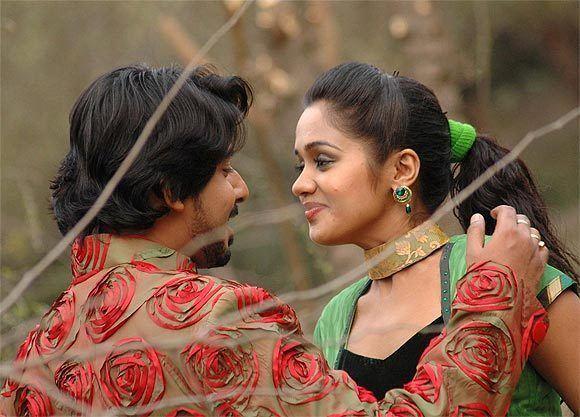 Gokula (film) movie scenes A scene from Gokula Krishna