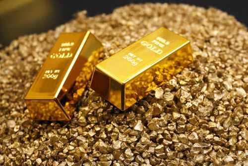 Gold Gold Prices And Miners Are Dropping As Expected GoldEagle News