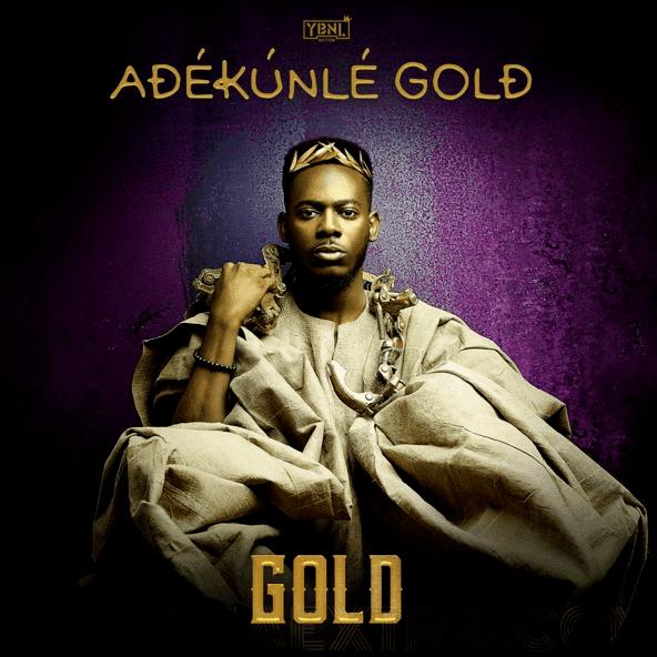 Gold (Adekunle Gold album) - Alchetron, the free social