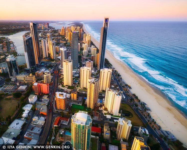 Gold Coast, Queensland Beautiful Landscapes of Gold Coast, Queensland