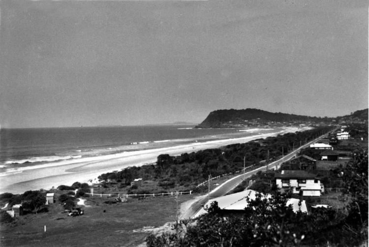 Gold Coast, Queensland in the past, History of Gold Coast, Queensland
