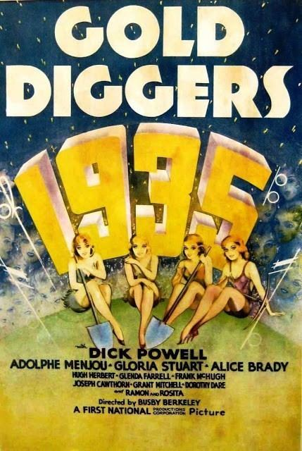 Gold Diggers of 1935 Gold Diggers of 1935 Harvard College