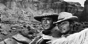 Gold of the Seven Saints Western Movie Review GOLD OF THE SEVEN SAINTS 1961