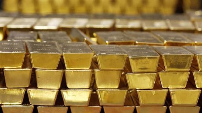 Gold reserve Canada sells off large chunks of its gold reserves National