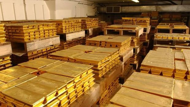 Gold reserve Luxury Life Design The Biggest Gold Reserve in the World