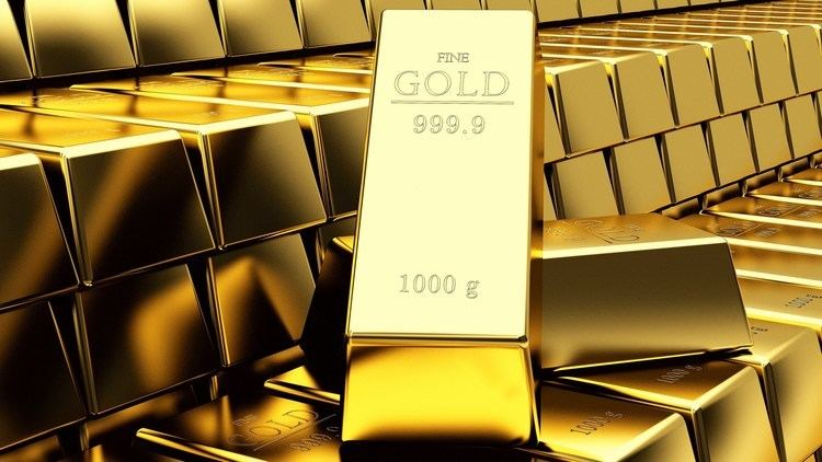 Gold reserve 10 Countries With Largest Gold Reserves YouTube
