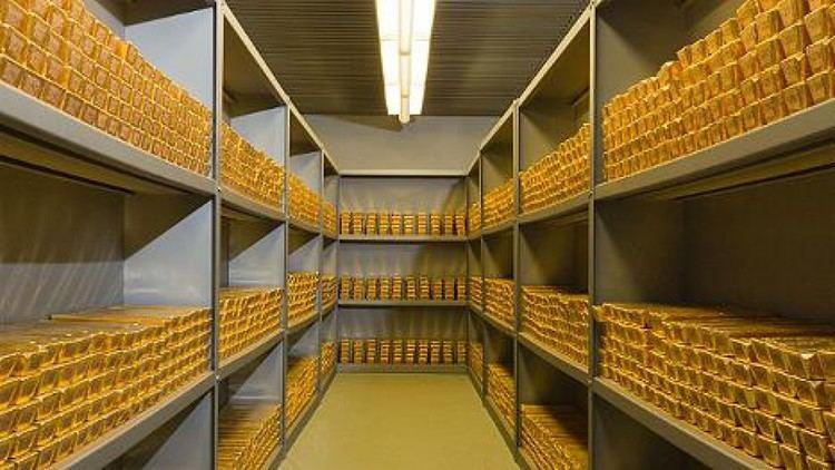 Gold reserve Germany39s Bundesbank releases gold reserve details AZERTAC