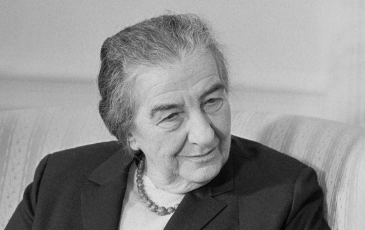 Golda Meir March 17 1969 Golda Meir Becomes Israeli Prime Minister