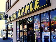 Golden Apple Comics httpsuploadwikimediaorgwikipediaenthumb8