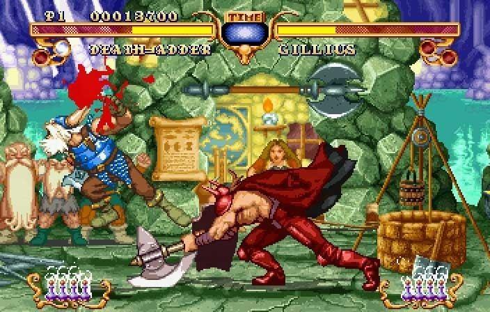 Golden Axe: The Duel - Alchetron, The Free Social Encyclopedia