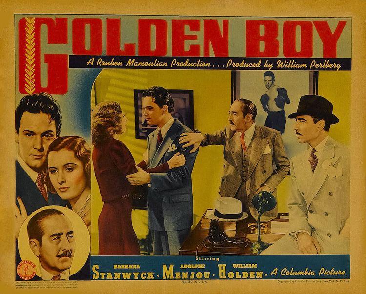 Golden Boy (film) Golden Boy
