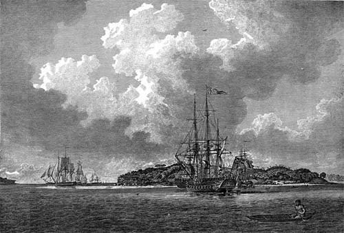 Golden Grove (1780 ship)