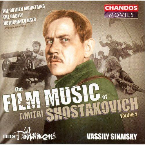 Golden Mountains (film) Amazoncom Shostakovich Film Music Vol 2 Golden Mountains