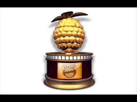 Golden Raspberry Awards Golden Raspberry Awards 2015 YouTube